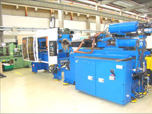 Husky 160 ton Injection Molding