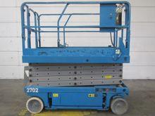 Used 2001 GENIE GS32