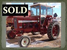 1969 Farmall 756 Diesel 2WD