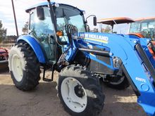 New Holland T4.75 Diesel MFD