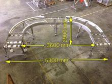 Used Turn conveyor i