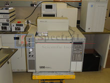 HP 5890 II GC with Wasson ECE