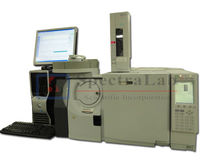 Shimadzu Gas Chromatograph Mass