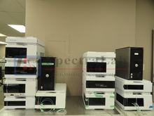 Agilent 1200 prep Hplc system w
