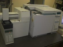 Agilent 6890 Plus GC with HP 76