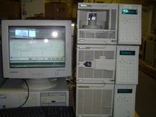 HP 1050 Quat System comes with