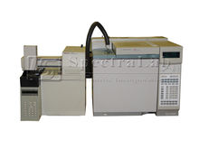 Agilent 6890N GC with HP 7694 h