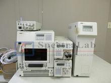Jasco HPLC system, Jasco AS-951