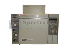HP 5890 II GC with Methanizer a