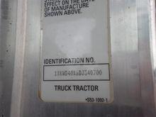 2013 Kenworth W900 Truck