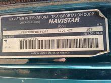1996 International 4700 Truck