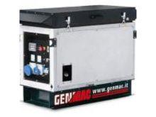 2016 GENMAC 10 KVA Super Silenc