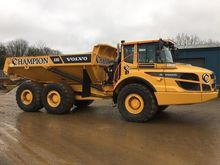 Used 2014 VOLVO A30G