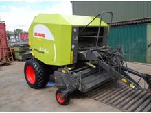 2012 CLAAS ROLLANT 374RC ROUND