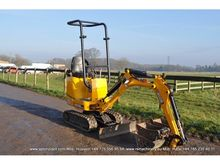 2016 JCB 8008 CTS 1t MICRO EXCA