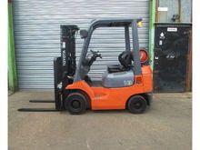 2007 TOYOTA 42-7FGF18 Forklift