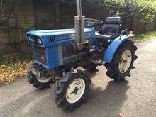 Used ISEKI Diesel in