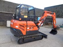Used 2010 HITACHI ZA