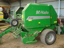 2007 MCHALE F550 machinery