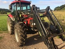 2010 CASE IH 90hp 4WD Tractor D