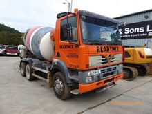 Used 2002 FODEN ALPH