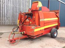 TEAGLE 9090 USED STRAW CHOPPER