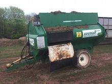 KEENAN EF 100 with weigh scales