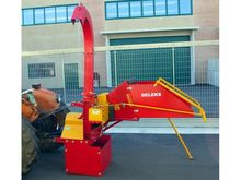 DELEKS DK1500 PTO POWERED WOOD