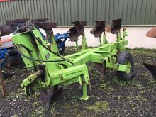 DOWDESWELL DP7C 4 FURROW REVERS