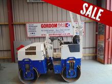 2007 BOMAG DRUM ROLLER Will be