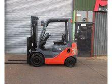 2011 TOYOTA 02-8FDF18 Forklift