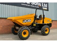 2016 JCB 6 TON SWIVEL SKIP