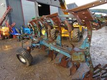 Used RABE 5 FURROW i