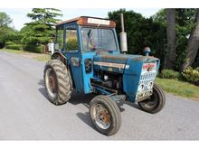 1974 FORD 2000 2WD TRACTOR Done