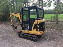 2008 CATERPILLAR 301.6C MINI DI