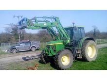 2001 JOHN DEERE 6210 Tractor