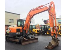 Used 2011 DOOSAN DX8