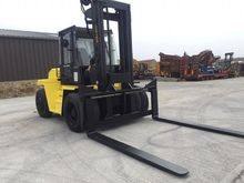Used 2002 HYSTER H10