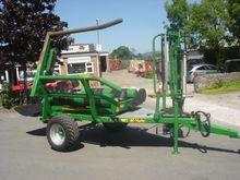 2013 MCHALE 991 HS machinery