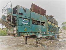 POWERSCREEN TROMMEL 615 Diesel