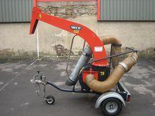 TRILO SU40B TRUCK LOADER Petrol