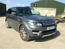 Used 2015 LAND ROVER