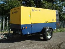 2005 COMPAIR C110-9 400CFM COMP