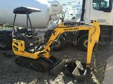 2014 NEW HOLLAND E18B Mini Exca