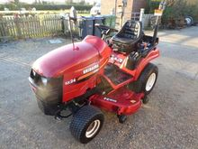 2014 SHIBAURA SX24 WITH MOWING