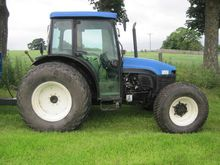 Used HOLLAND TN75S T