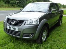 2015 GREAT WALL STEED TRACKER T