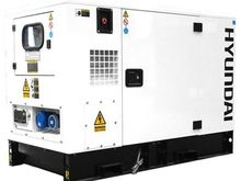 HYUNDAI 11KVA SINGLE PHASE DIES