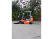 Used TOYOTA 1800kgs