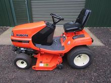 Used 2008 KUBOTA G21